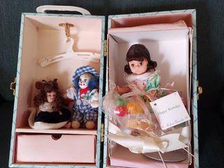 Madam Alexander Doll in Trunk