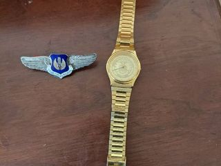 Air Force Watch and Wings