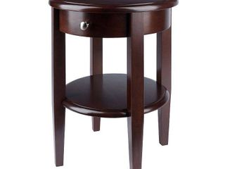 End Table  Winsome Concord End Table