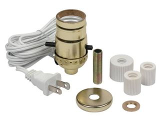 Commercial Electric lamp Making Adapter Kit