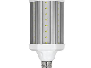 Feit Electric 300 Watt Equivalent Corn Cob High lumen Daylight  5000K  HID Utility lED light Bulb  1 Bulb