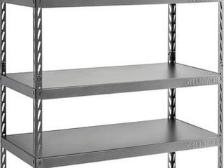 Gladiator   EZ Connect 48  Rack   Hammered Granite