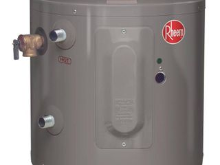 Rheem Performance 6 Gal  6 Year 2000 Watt Single Element Electric Point Of Use Water Heater
