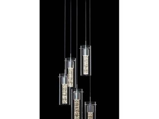 Artika Essence 30 Watt Chrome Integrated lED Pendant