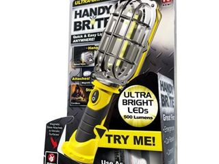 Handy Brite  Ultra Bright Cordless lED Work light   As Seen on TV
