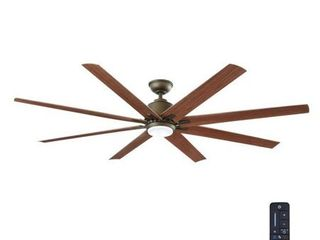 Home Decorators Kensgrove 72 in Espresso Bronze Ceiling Fan   Remote YG493OD EB