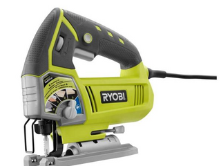RYOBI 4 8 Amp Corded Variable Speed Orbital Jig Saw
