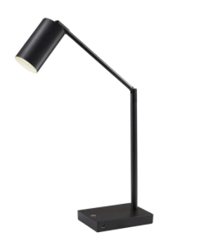 Adesso Dual Purpose lED Desk Or Clip lamp