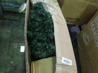 Artificial Christmas Tree   7ft tall
