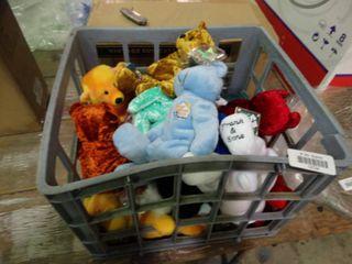 lot of Stuffed Bears