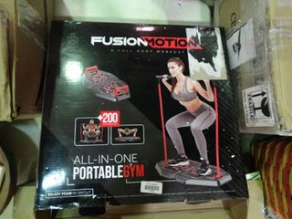 Fusion Motion Full Body Workout All in One Portable Gym