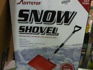 Adjustable Snow Shovel