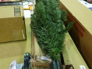 Pre lit Mini Christmas Tree