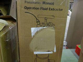 Brake Bleeding Hose   Pneumatic Extractor