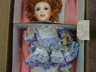 Maryse Nicole Original Design Porcelain Doll