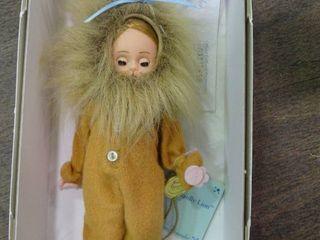 Madame Alexander Doll Company Cowardly lion Doll