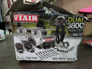 VIAIR 380C Dual Performance Pack in Pewter