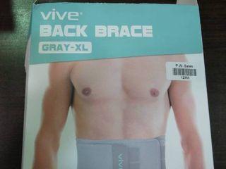 Back Brace Xl