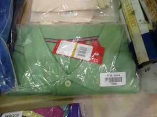 4Xl T Green Izod Collared Shirt