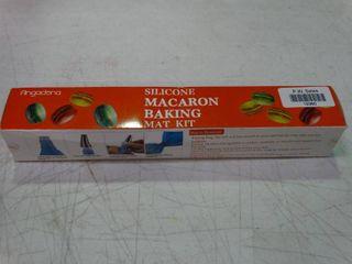 Silicone Macaron Mat Set of 2