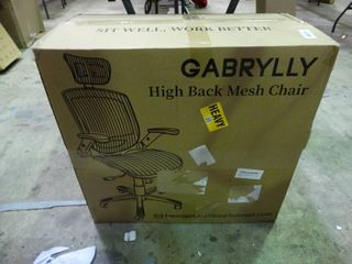 Gabrylly High Back Mesh Chair