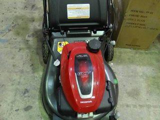 Honda HRN216 Self Propelled lawn Mower