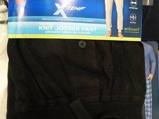 Hanes Jogger Style lounge Pajama Pants for Men   Medium