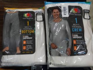Thermal long Johns   long Underwear Set   Men s Xl