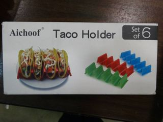 Taco Holder Set of 6