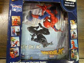Spider Man Books   Set of 6