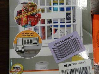 Food and Snack Storage lock Box   Fridge locker