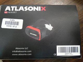 Atlasonix Virtual Reality Glasses
