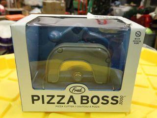 Pizza Boss 3000   Pizza Cutter