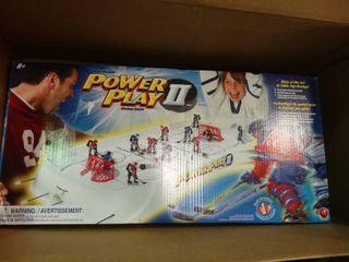 Play Power II Hockey Game