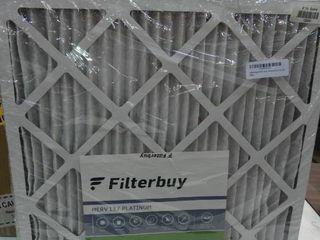 lot of FilterBuy Merv 13 Platinum Filters