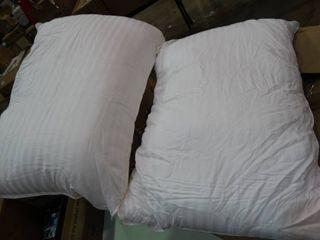 Pair of Beckham Hotel Collection Gel Pillows
