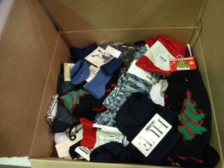 lot of Assorted Socks and Stockings