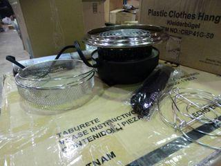 ICETEK Air Fryer lid for Instant Pot   Turn Your Pressure Cooker Into Air Fryer