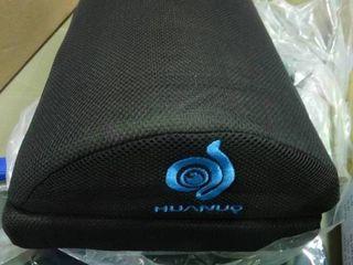 Ergonomic Desk Footrest Cushion   2 Height Adjustable