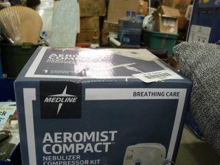 Aeromist Compact Nebulizer Compressor Kit