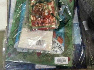 lot of Christmas Gift Bags