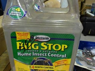 lot of 2 Spectracide Bug Stop Home Insect Control