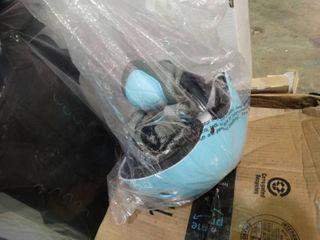 Children s Blue Helmet and Pads Set