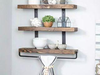 3 Shelves 24  Dark DHD3022dw