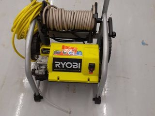 Ryobi Electric Pressure Washer 2000psi 1 2 GPM MISSING parts  accessories