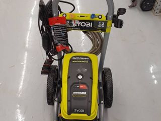 Ryobi Electric Pressure Washer 2300psi 1 2 GPM MISSING parts  accessories