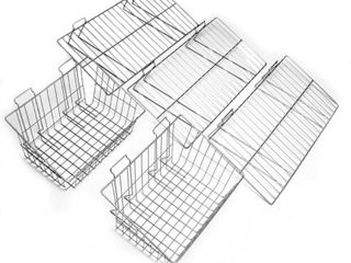 Proslat 5 Piece Shelf and Basket Kit NO HARDWARE