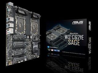 ASUS Motherboard WS C621E Sage