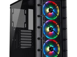 CORSAIR   iCUE 465X RGB ATX Mid Tower Smart Case