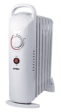 Airchoice Oil Filled Radiator Heater
